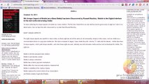 Commenting on no-do-follow blogs for instant back links - SEO Course - Part 34