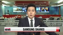 Foreign ownership of Samsung hits 8-year high