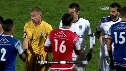 FC Bourg Péronnas 1-1 Istres (31/09/14)