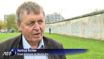 Berlin: Hartmut Richter l'un des héros de l'ex RDA