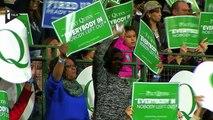 A Chicago, Obama mène la bataille de l'Illinois