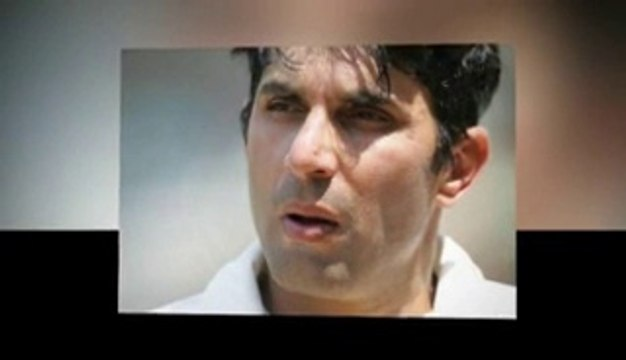 Misbah-ul-Haq Equals Fastest Test Century Record Against Australia