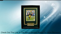 NFL Green Bay Packers Aaron Rodgers Framed Portrait Photo with Nameplate Review