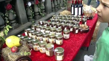 Grande successo a Vallerano per la festa della castagna e del marrone