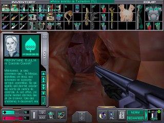System Shock 2 walkthrough 13 - La Masse, SHODAN et moi