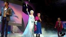 Chantons la Reine des Neiges (Frozen Sing-Along) - Show test d'octobre 2014