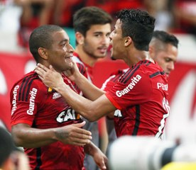 Все голы матча · Фламенго (Рио-де-Жанейро) - Шапекоэнсе (Шапеко) - 3:0