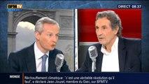 Bourdin Direct: Bruno Le Maire - 03/11