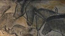 Dans les coulisses du chantier de restitution de la « Caverne du Pont-d'Arc » - 01/11