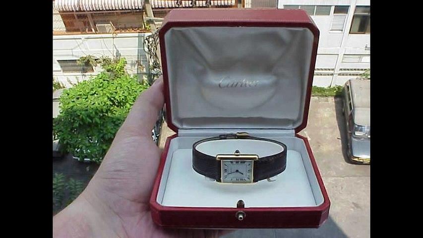 Best Sale Louis Fake Cartier Tank Watches 65% OFF