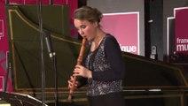 Sonate en ré mineur pour flûte alto d'Anne Philidor par l'ensemble Amarillis | Le live de la matinale