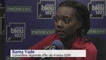 """""""Ce faux plat coute très cher à la France"""" - Rama Yade (UDI invitée politique de France bleu 107.1"""