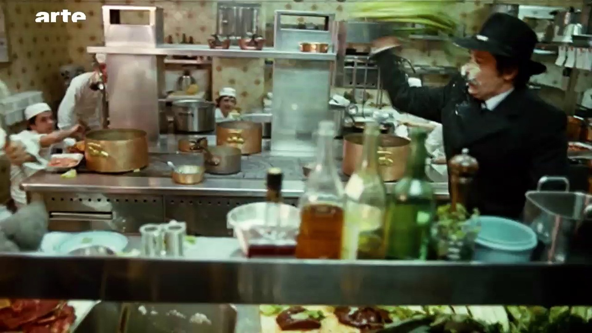 La Cuisine au cinéma - Blow up - ARTE