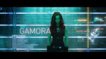 The Guardians of the Galaxy: Meet Gamora HD