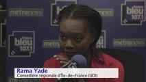 Rama Yade (UDI) invitée politique de France Bleu 107.1