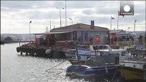 أربعة وعشرون قتيلا على الاقل في غرق مركب قبالة سواحل اسطنبول