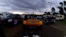 suite de la vidéo 3 parade en trike au 24 heures du Mans Camions