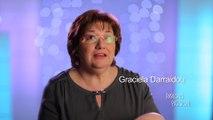 Graciela Darraidou, professeure d'espagnol