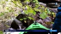 Kayak extrême : à la recherche de sensations fortes