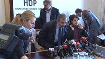 Hdp'den Başbakan Davutoğlu'na Yanıt : Süreç İçin Üzerimize Ne Düşüyorsa Yaptık