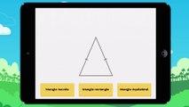 Les différents triangles - vidéo 9