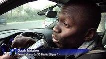 Football: Makelele démis de ses fonctions d'entraîneur du SC Bastia