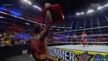 Daniel Bryan (c) vs Randy Orton, WWE Summerslam 2013