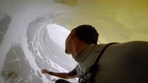 GoPro Brett Barleys Triple Barrel - GoPro of the World September Winner