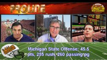 Ohio State Buckeyes vs. Michigan State Spartans Free Football Pick, November 8, 2014