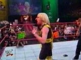 WWF Raw - DX Makes Fun Of The Nation