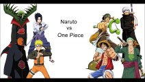 Gino91 - Naruto vs One Piece - ( If Today Was Your Last - Day ) - ( Linkin Park - Numb )