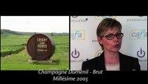 Champagne Duménil Brut Millésime 2005 - Dégustation Avenue des vins