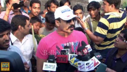 B-Town Actor Vivek Oberoi organises Swach Bharat Abhiyan