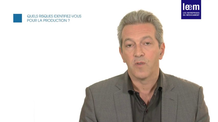 Les risques pour l'avenir de l'industrie pharma en France
