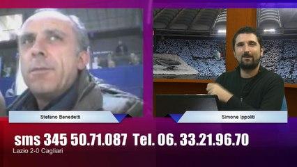 lazio Cagliari gol stefano