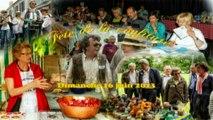 Comité d'Animation des Fêtes d'Abilly 20è anniversaire Fête de la Confiture