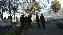 Sarıyer'deki Silahlı Kişiyi Polis Etkisiz Hale Getirdi