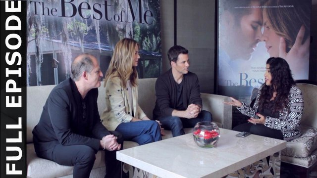 Exclusive Interview : ''The Best Of Me'' Star Cast on Malishka Unleashed   Full Episode