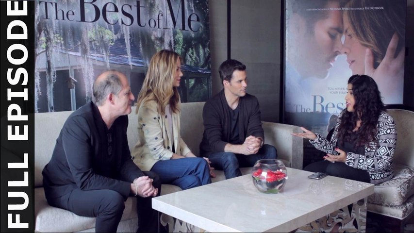 Exclusive Interview : ''The Best Of Me'' Star Cast on Malishka Unleashed | Full Episode