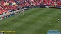 Miralem Pjanic 70 yard Incrediable GOAL ~ Manchester United vs AS Roma 3-1 HD