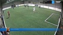 Faute de Damien - Les Gros Vs TCP - 27/10/14 21:00 - Ligue Soccer Park du Hameau - Pau Soccer Park