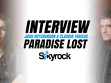 Interview Josh Hutcherson & Claudia Traisac [Paradise Lost]