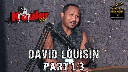 Kouler Pei - David Louisin - Novembre 2014 - Part 1/3