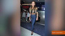 Fan de Ariana Grande le Obsequia una Enorme Calabaza y Termina en Problemas con la Policía
