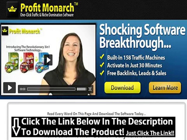 Profit Monarch Gratis + Profit Monarch Discount