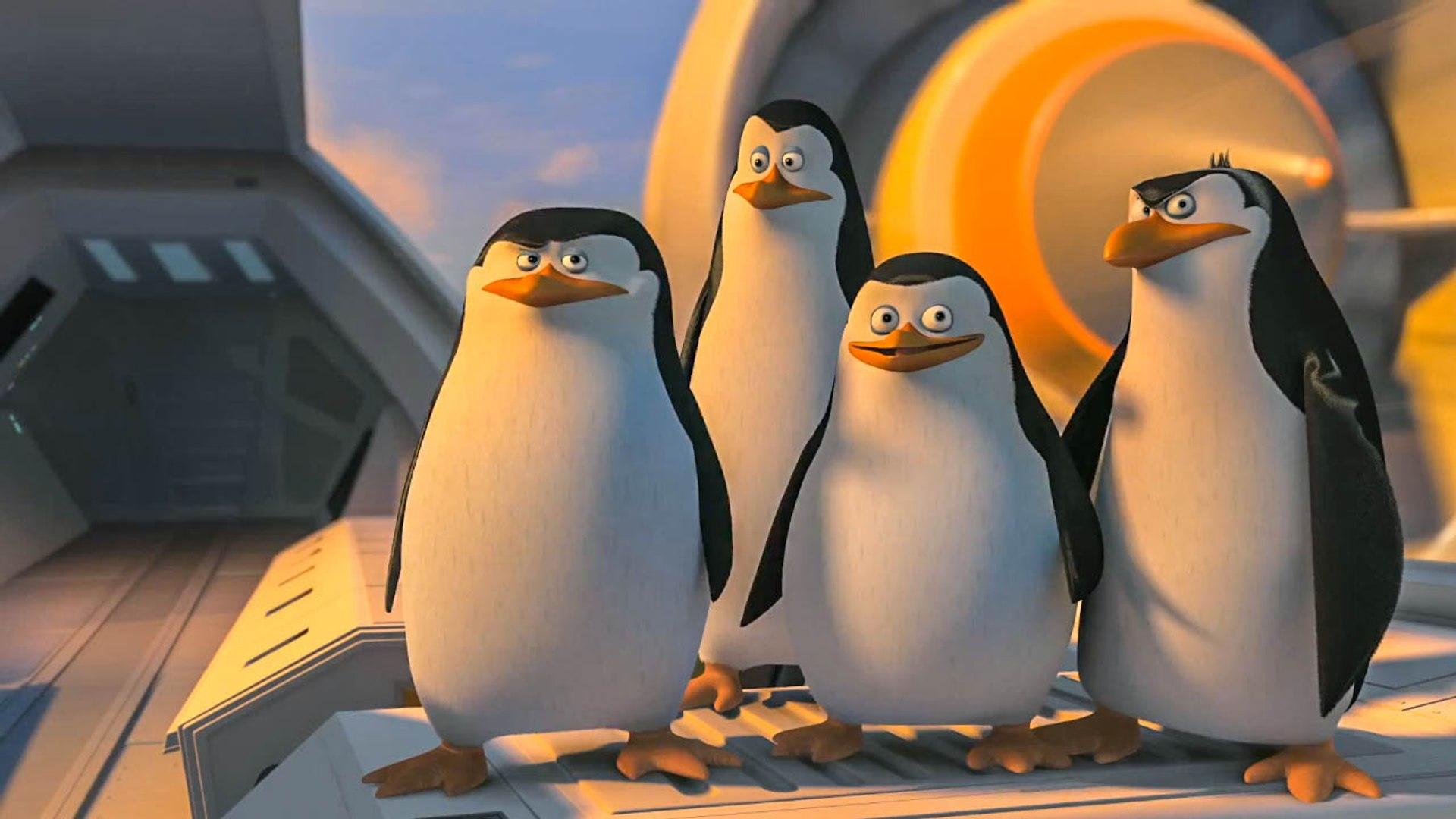 Adelanto En Espanol Latino Los Pinguinos De Madagascar Hd Animacion 2014 Video Dailymotion