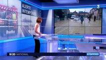 Intempéries : des villages de Saône-et-Loire sous les eaux