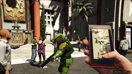Premier trailer de la vue FPS de GTA 5 Remastered de Grand Theft Auto V