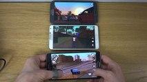 GTA San Andreas Samsung Galaxy Note 4 vs. Samsung Galaxy Note 3 vs. Samsung Galaxy Note 2 Gameplay