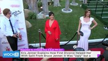 "Kris Jenner Explains How First Divorce Helped Her With Split From Bruce Jenner: It Was ""Ugly"" but a Learning Experience"